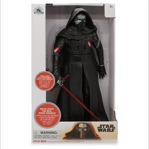 Kylo Ren talking action figure